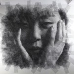 картины из АЛЮМИНИЕВОЙ ПРОВОЛОКИ | Seung Mo Park