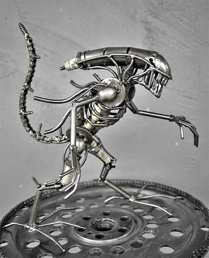 монстры пришельцев