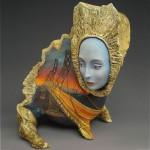 КЕРАМИЧЕСКИЕ скульптуры     Natasha Dikareva