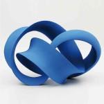 воплощение ЛЕНТЫ МЕБИУСА в керамике | Merete Rasmussen
