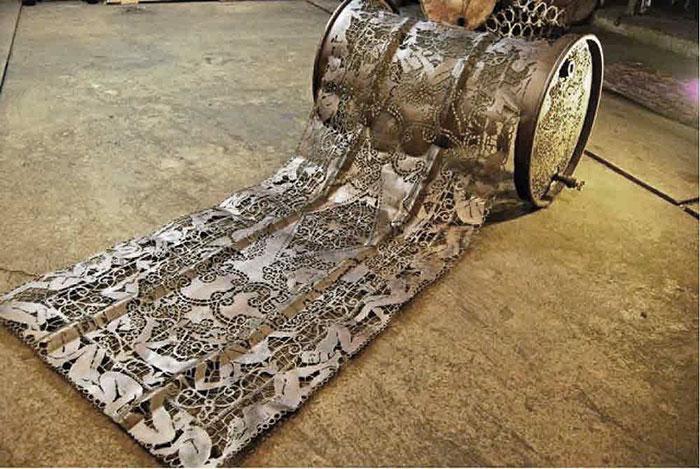 красота металла