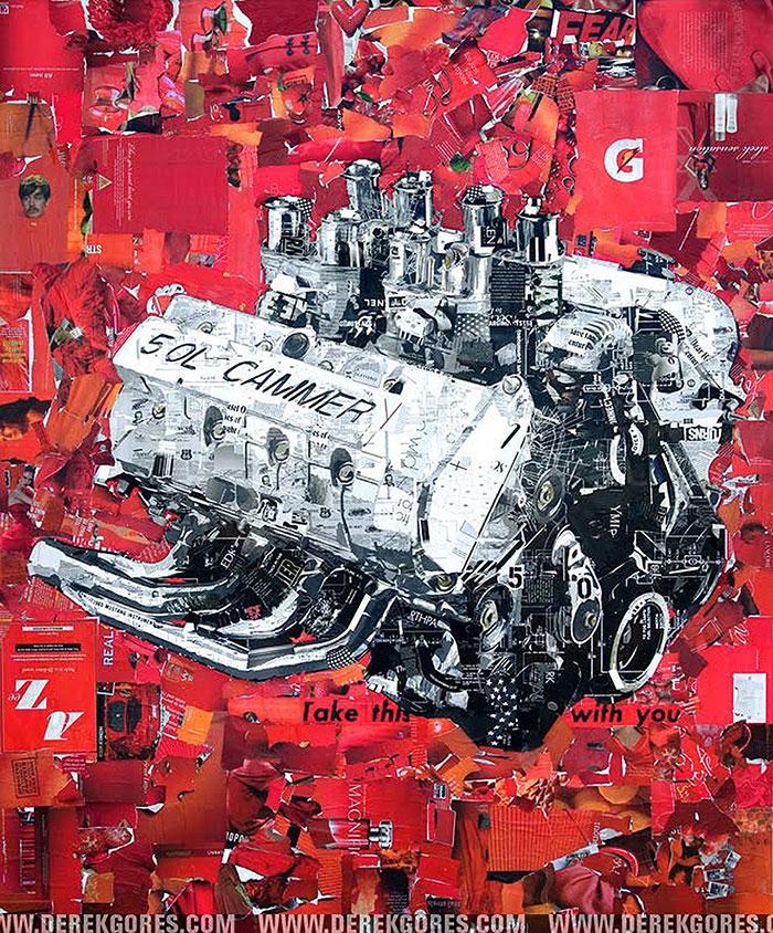 двигатель хамера