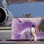 Реактивное искусство Jet Art