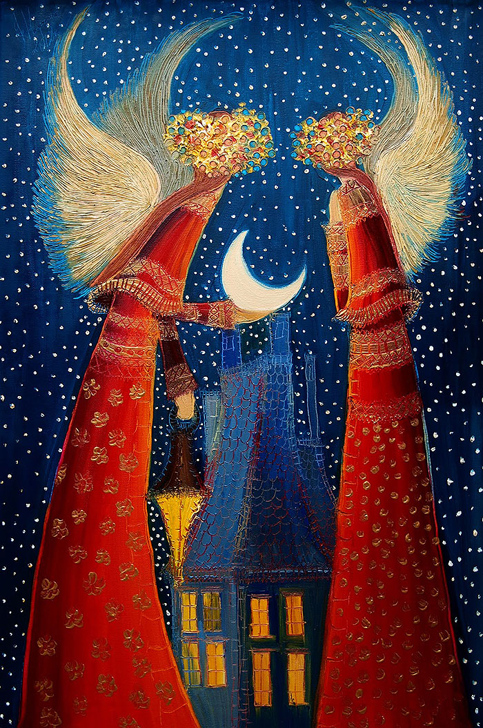 ангелы ночи