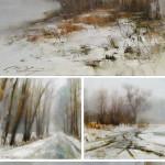 ЖИВОПИСЬ туманом | Денис Октябрь