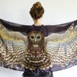 платки — крылья | Роза Хамитова
