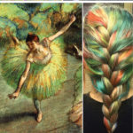 окрашивание волос как ВЫСОКОЕ ИСКУССТВО | Ursula Goff