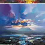 Шотландия — МУЗА художника | Scott Naismith