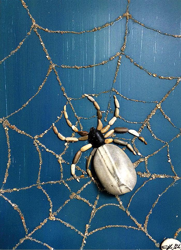 паук арт