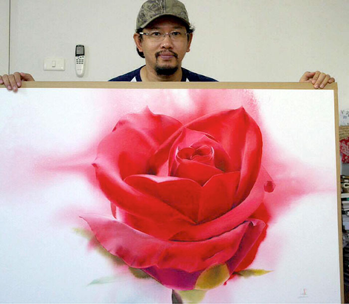 Роза и мастер