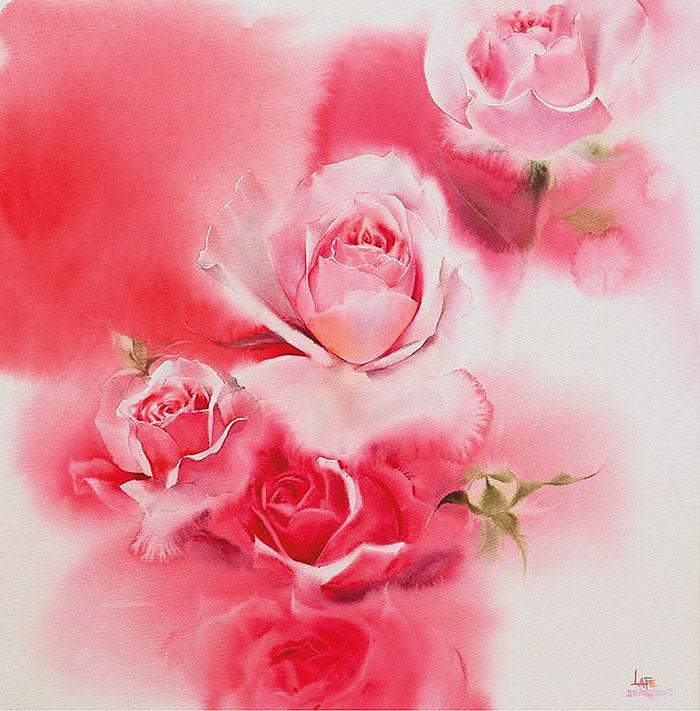 Роза 19