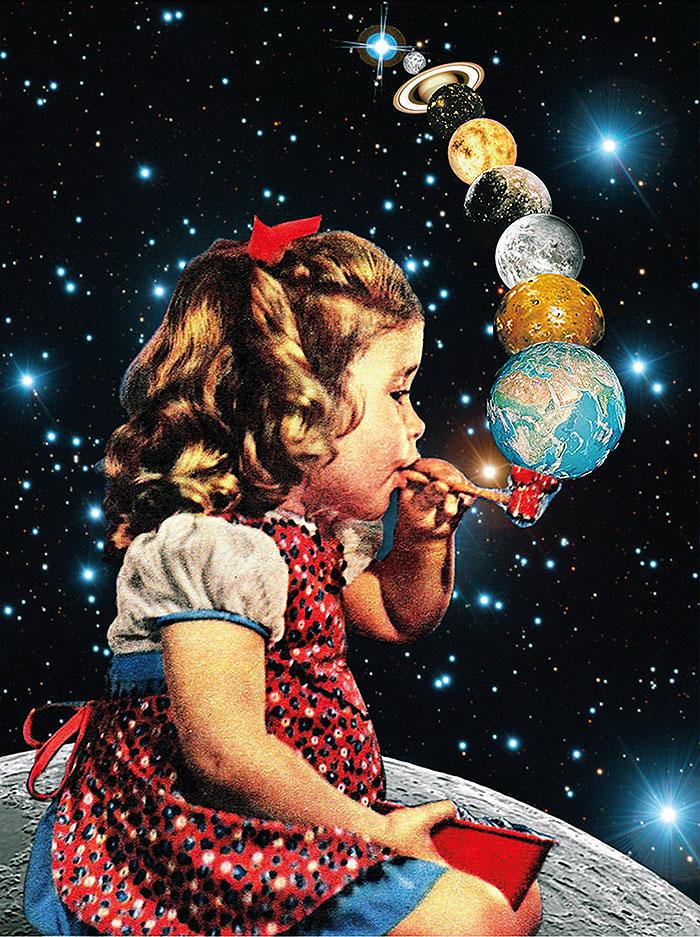 планета девочек