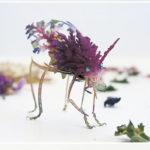фэнтези насекомые или МИМИКРИЯ? | Hiroshi Shinno