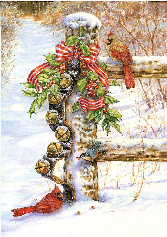 Рождество с бубенчиками