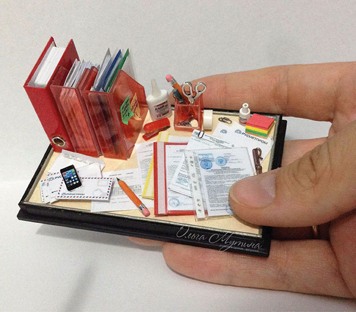 Книги-миниатюры