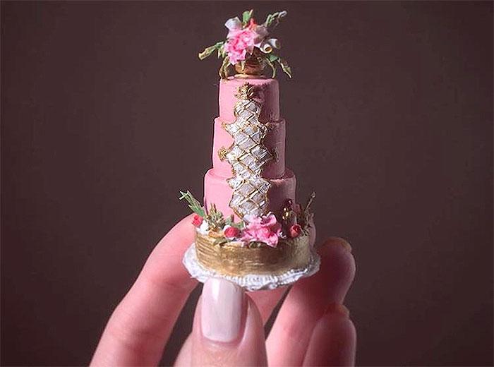 Мини-торт 8