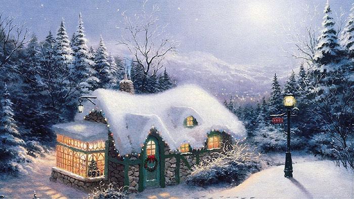 Ночь и дом
