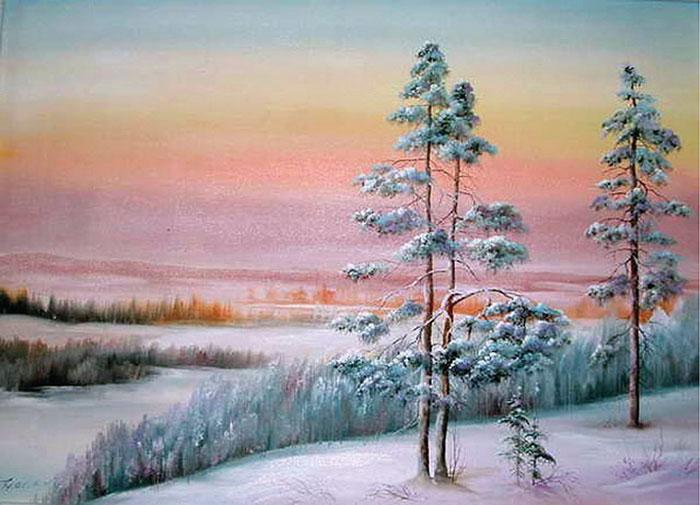 Зима 3