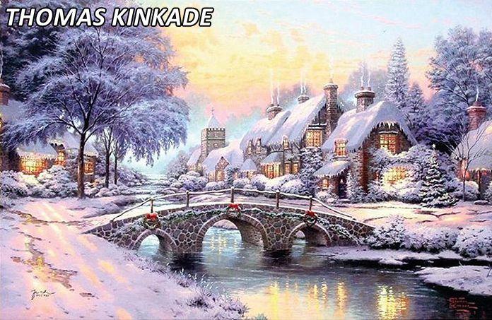 Кинкейд. Зима