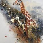 АКВАРЕЛЬ против браконьерства|Karen Laurence-Rowe