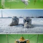 сила МЕРТВОГО моря | Sigalit Landau