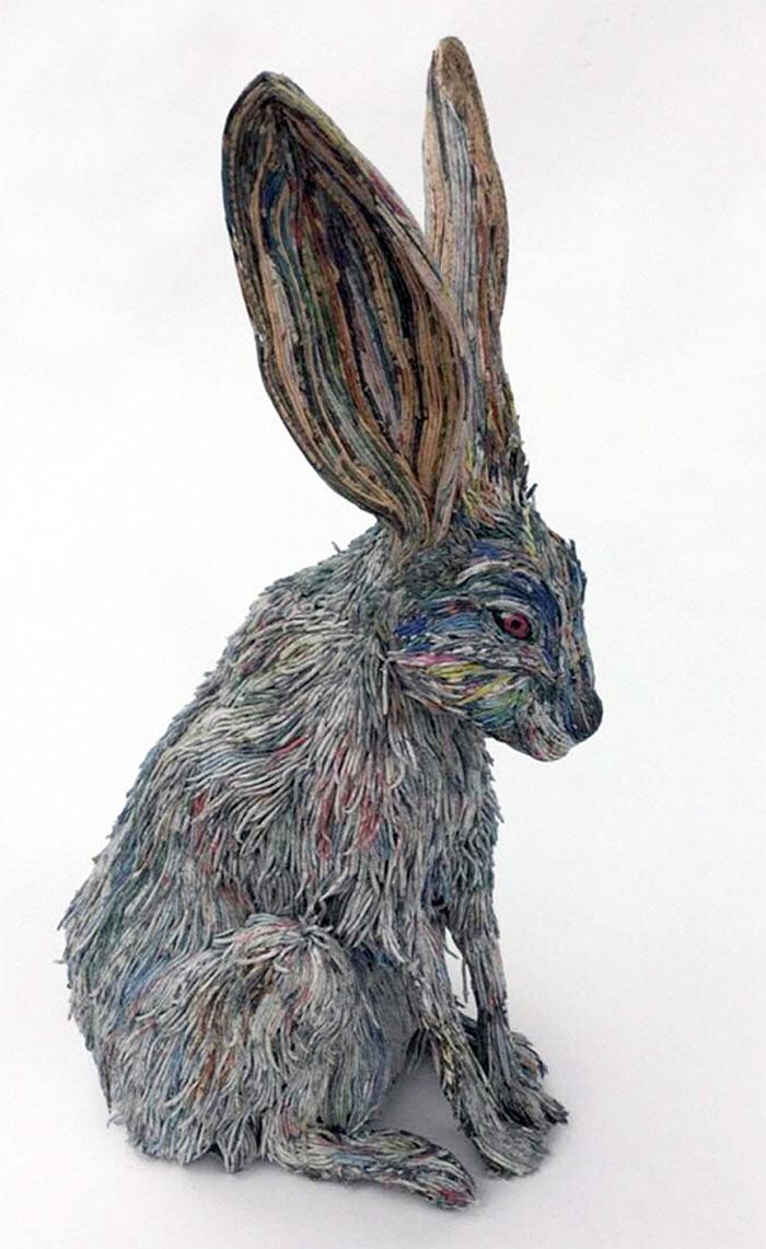 длинноухий заяц