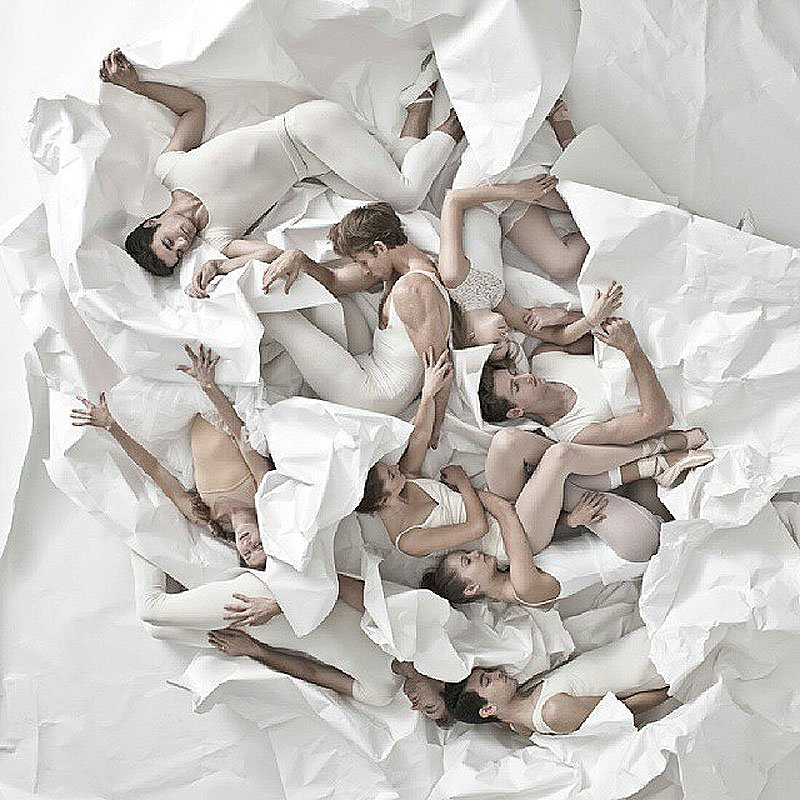 инсталляция и балет