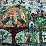 СПОНТАННЫЕ мозаики | Ilana Shafir
