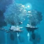 АКВАРЕЛЬНЫЙ сон | Đặng Can