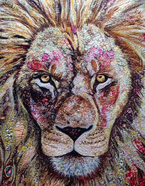южноафриканский лев