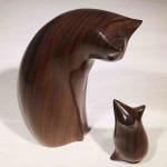 милые ДЕРЕВЯННЫЕ скульптуры | Рerry Lancaster