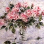 нежность живописи ШЕРСТЬЮ | Марина Аскерова