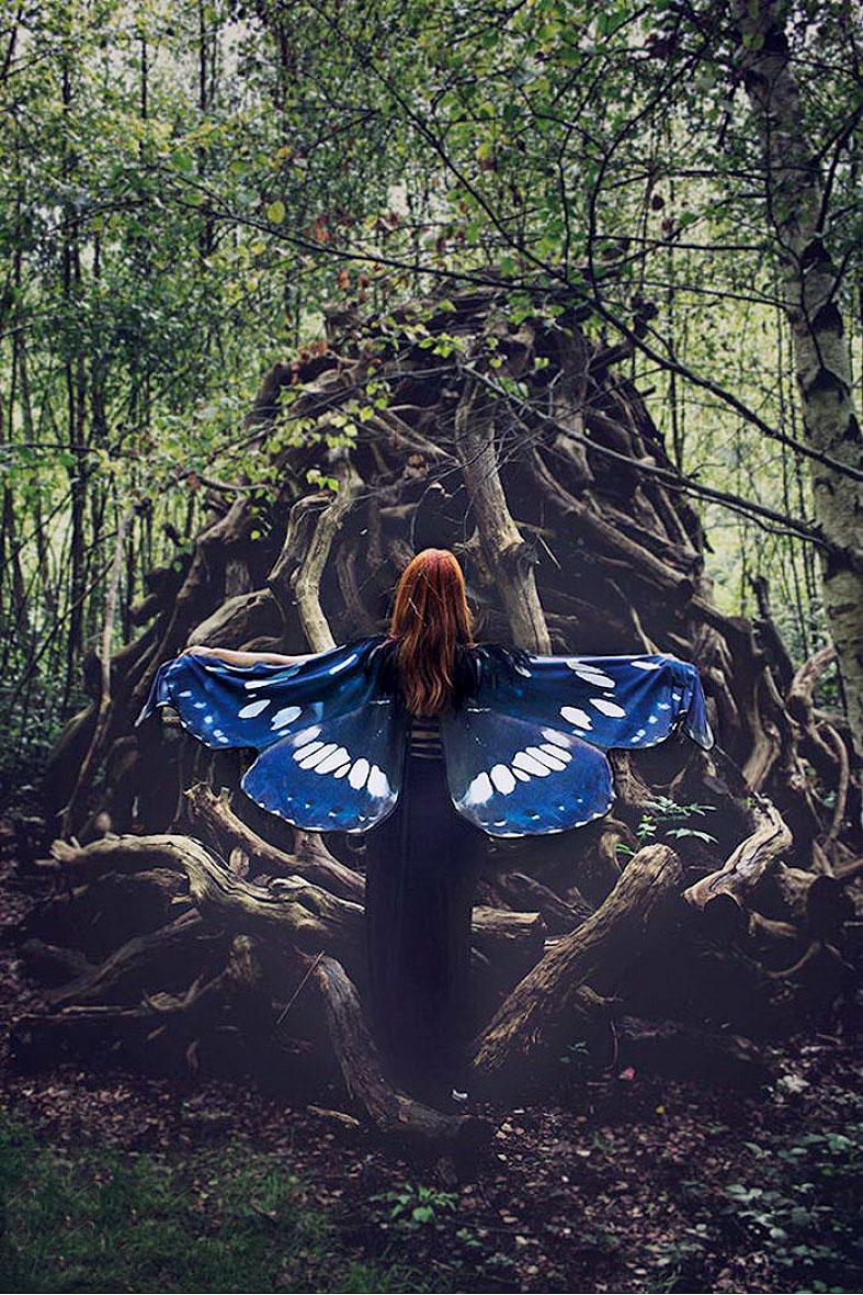 Бабочка 8