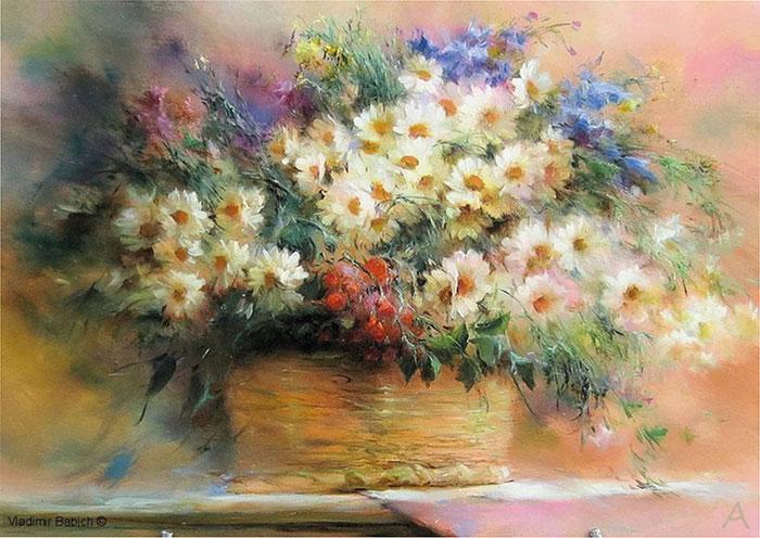 Цветы 9