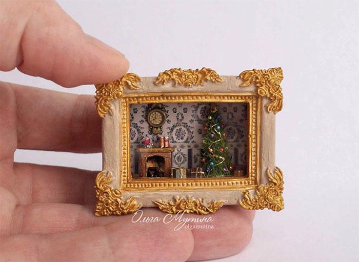 Рамка с миниатюрой
