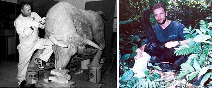 Принкет и скульптура