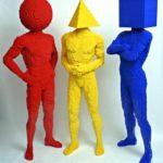 человек из мира LEGO | Nathan Sawaya