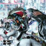 КРУТЫЕ коллажи из глянцевых журналов |  Katy Hirschfeld