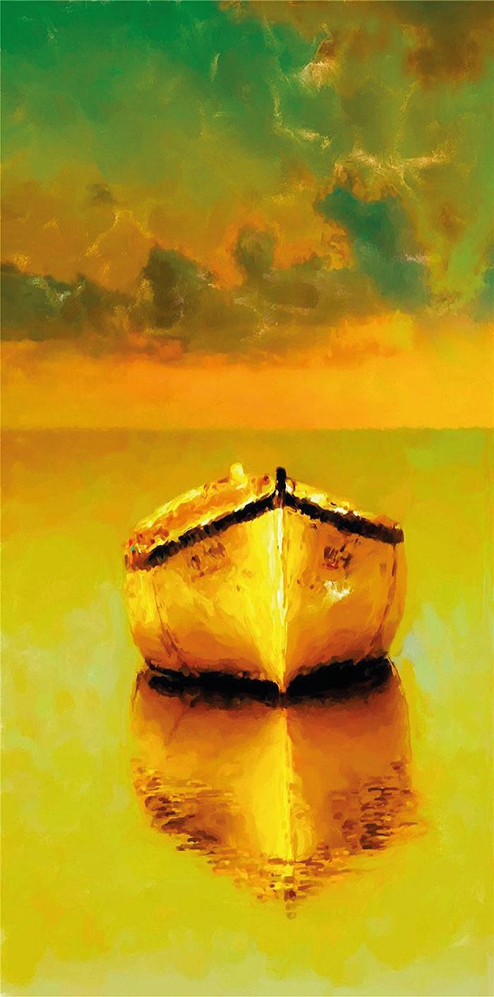 золотая лодка